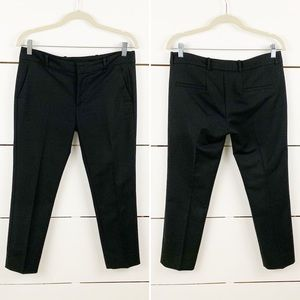 ZARA Cropped Ankle Trousers
